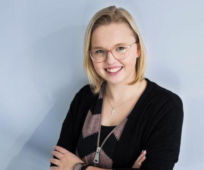 Annalena Rohde, Auszubildende Steuerfachangestellte